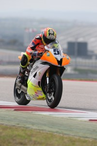 De Keyrel Racing tests at COTA